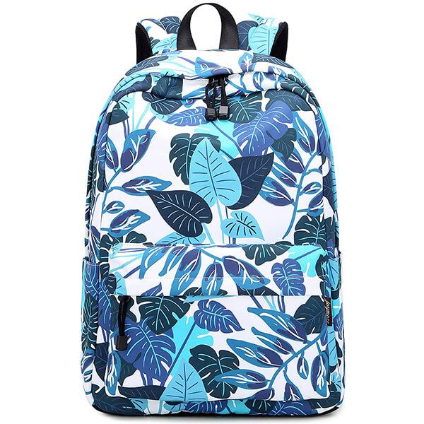 Multi-leaf Waterproof College Backpack