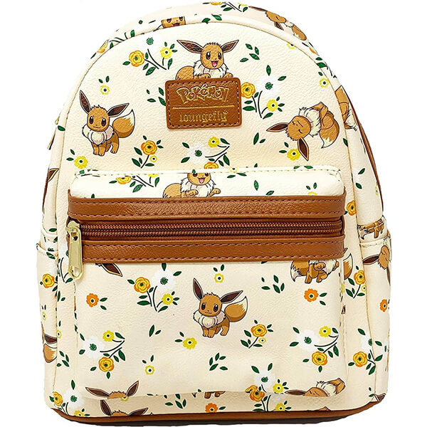 Floral Eevee Backpack