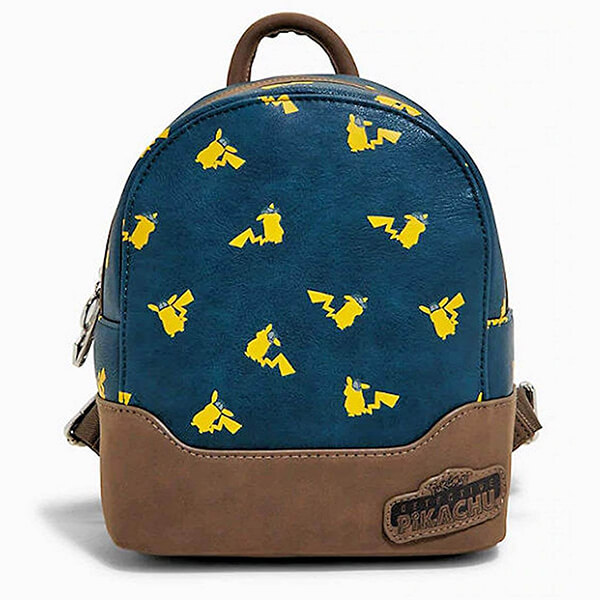 Mini Detective Pikachu Backpack