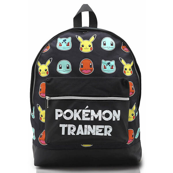 Trainer Pokemon Backpack