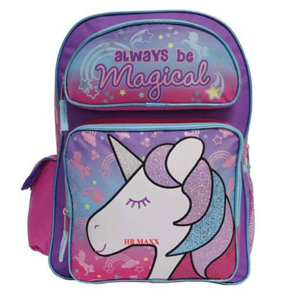 Always Be Magical Unicorn Backpack