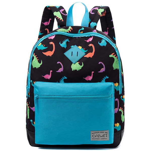 Fashionable Dinosaur Backpack for School