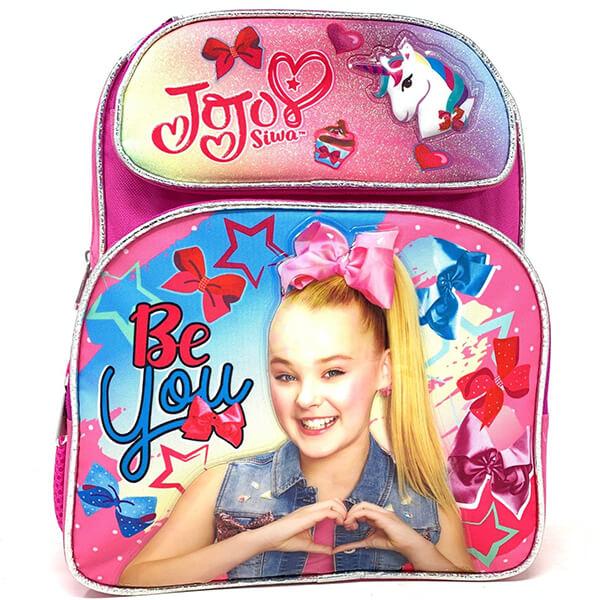 Jojo Siwa and Unicorn Girls Backpack