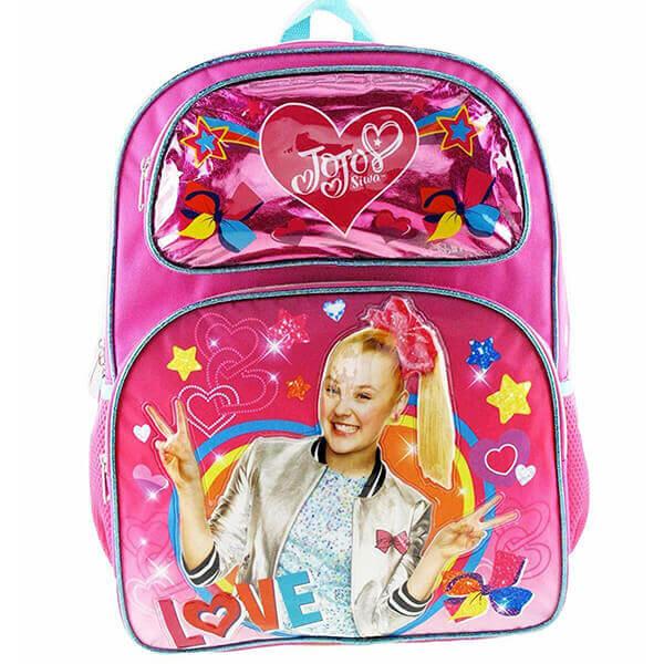LOVE Jojo Siwa Backpack