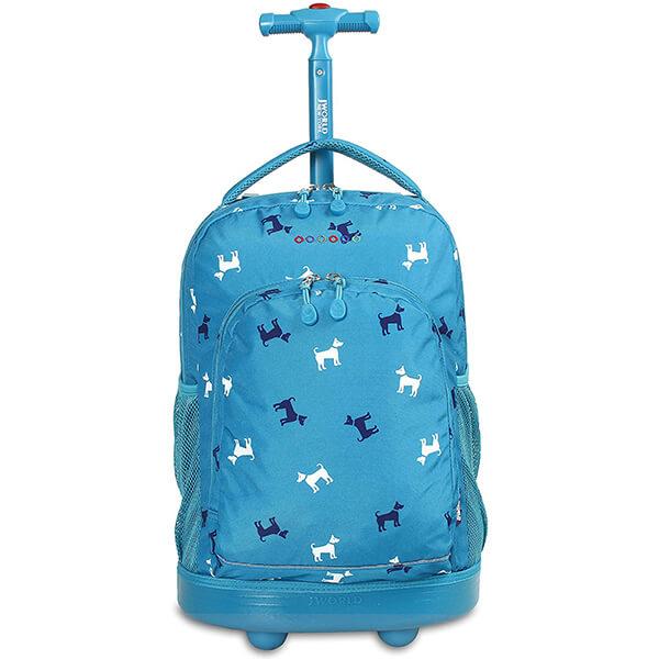 Sunny Kids Roller Backpack