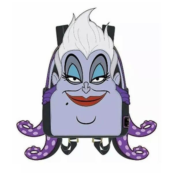 The Little Mermaid's Ursula Disney Villains Mini Backpack