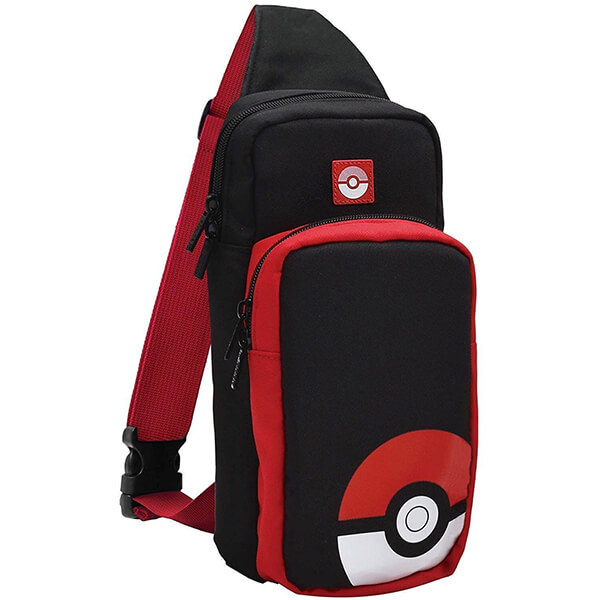 Adventure Pokeball Slingbag