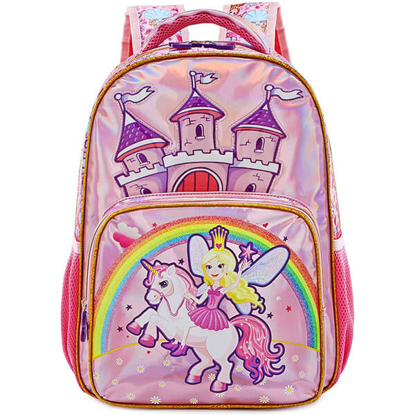 Queen and Palace Unicorn Backpack