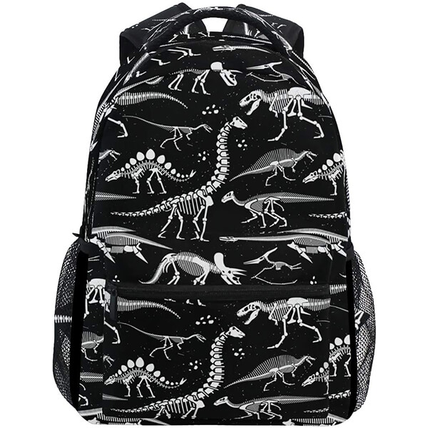 Skeleton Dinosaur Backpack