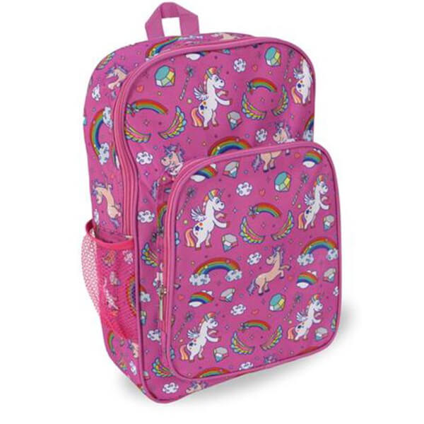 Diamond Wings Unicorn Backpack