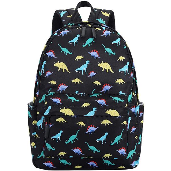 Multiplex Tiny Dinosaur Backpack for School