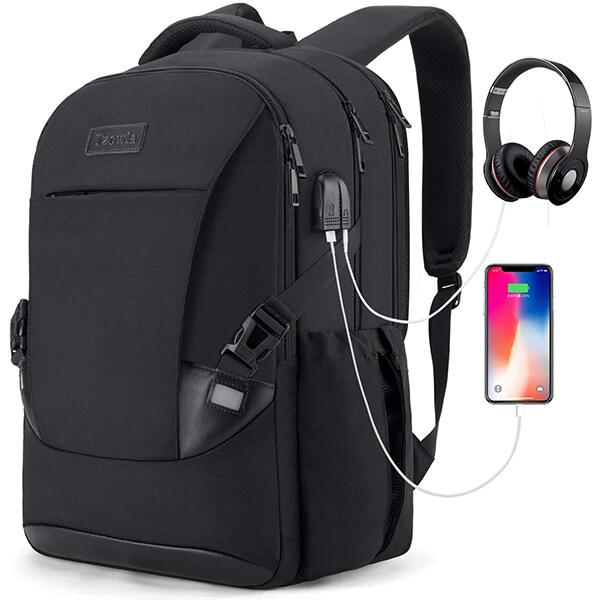 Night-Security Waterproof Backpack