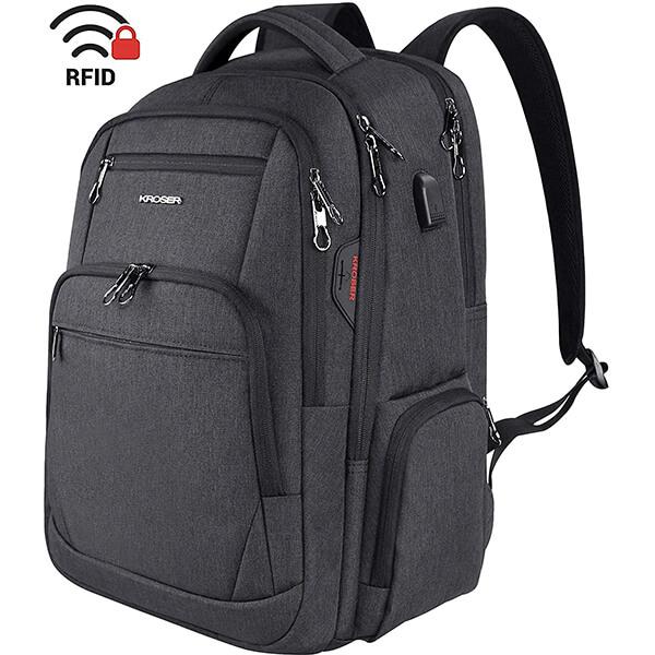 Computer Water-Repellent Backpack