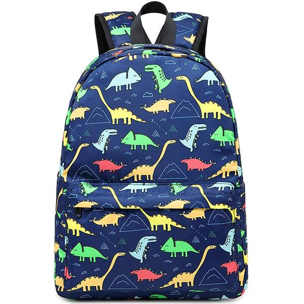 Grazing Wander Dinosaur Toddler Backpack