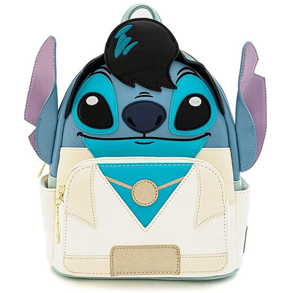 Lilo and Stitch's Elvis Cosplay Disneyland Mini Backpack