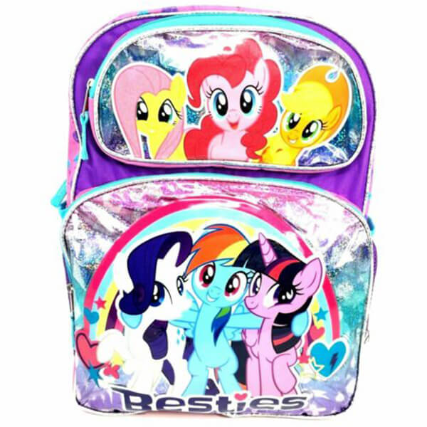 MLP Rainbow Dash Benties Backpack