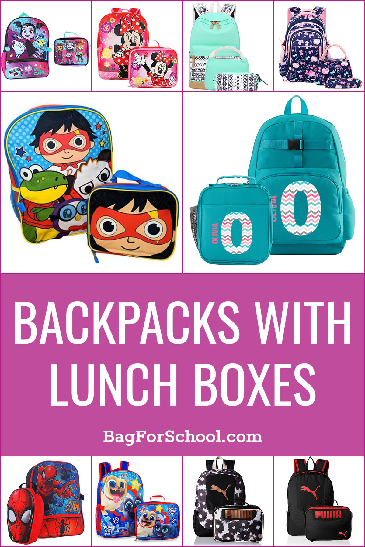 Backpacks-with-Lunch-Boxes