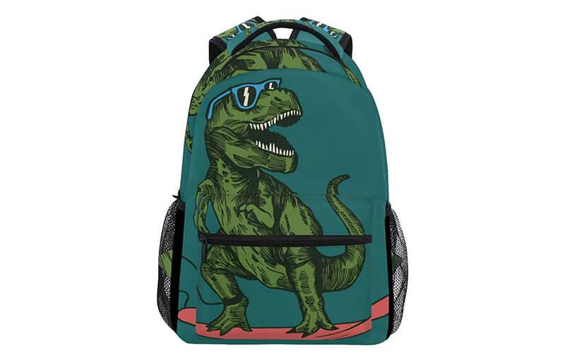 Dinosaur Backpacks Cover
