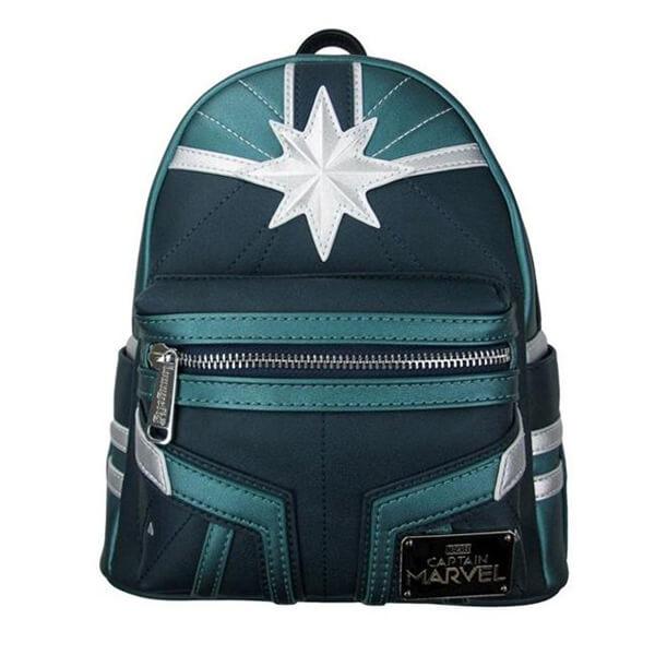 Carol's Uniform Captain Marvel Backpack