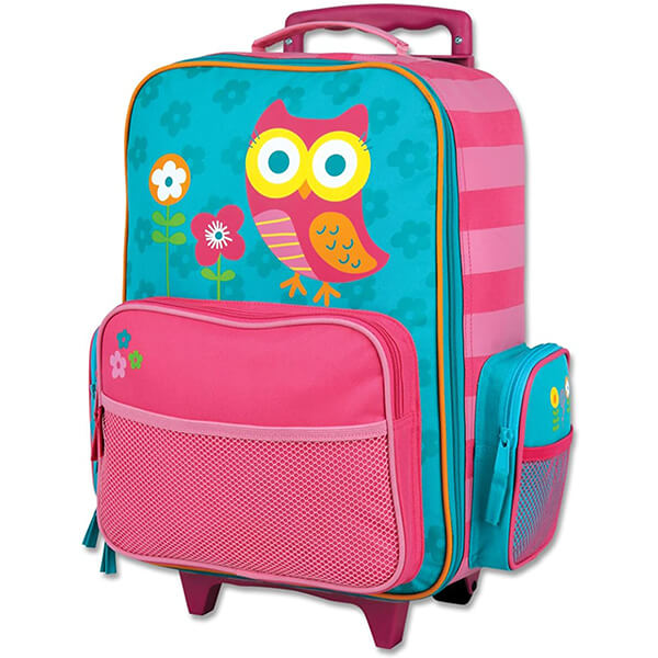 Classic Rolling High Schoolers Owl Backpack