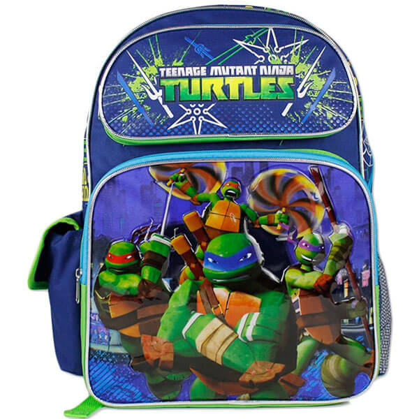 Elementary Scholar's Teenage Mutant Ninja Turtles Backpack