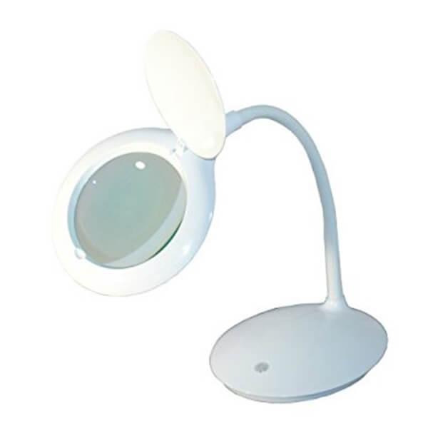 """Gooseneck 5"""" Magnifying Lamp"""