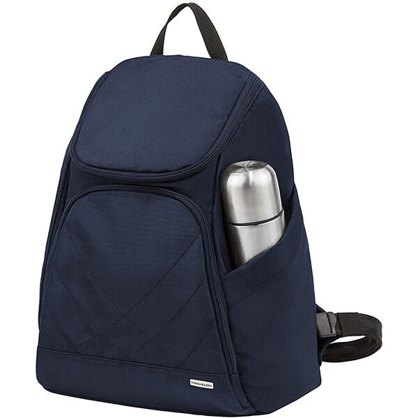 Breathe Easy Anti-Theft Nylon Backpack