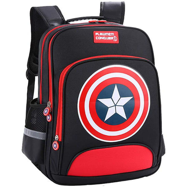 Conqueror Captain America Backpack