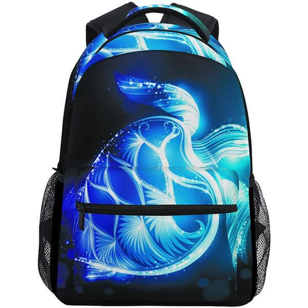 Magical Waterproof Sea Turtle Backpack