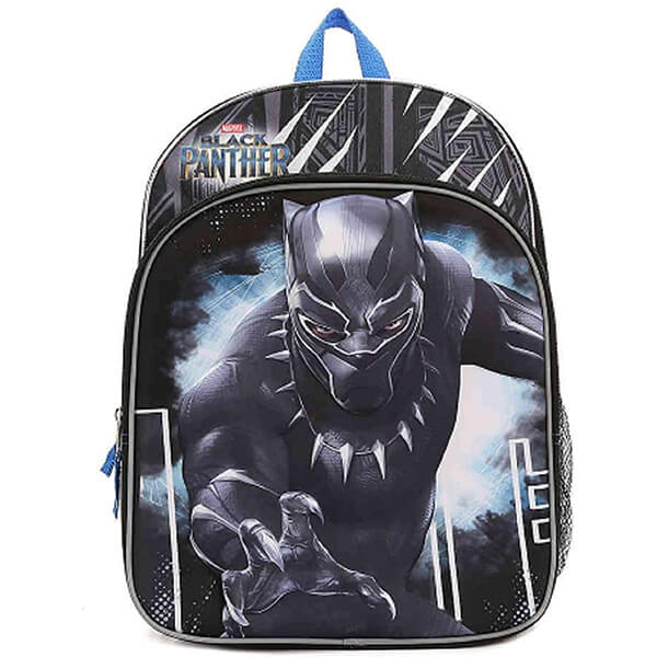 Molded Paw Black Panther Boys Backpack
