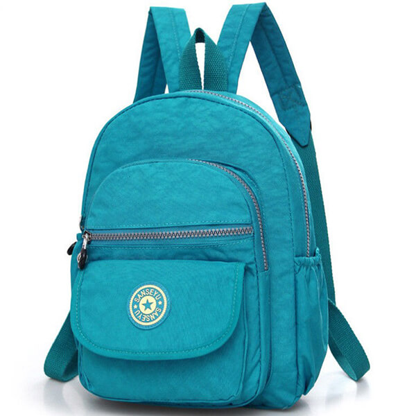 Pastel SANSEYU Multifunctional Casual Nylon Backpack