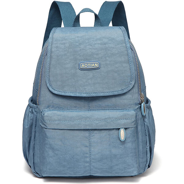Pastel Small Casual Nylon Backpack