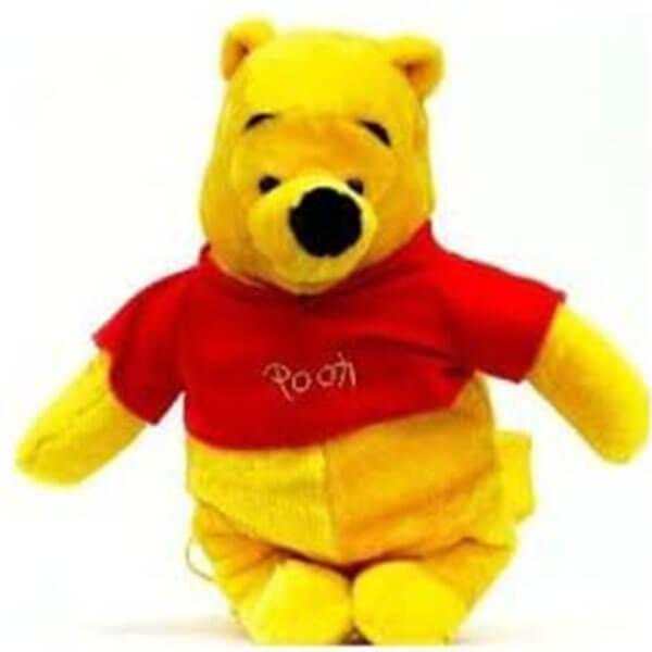 Plush Winnie the Pooh Mini Backpack