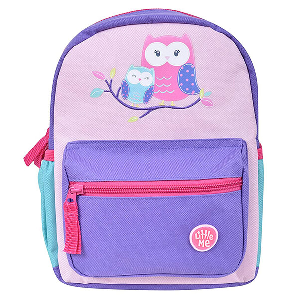Safety Harness Leash Toddler Owl Backpack