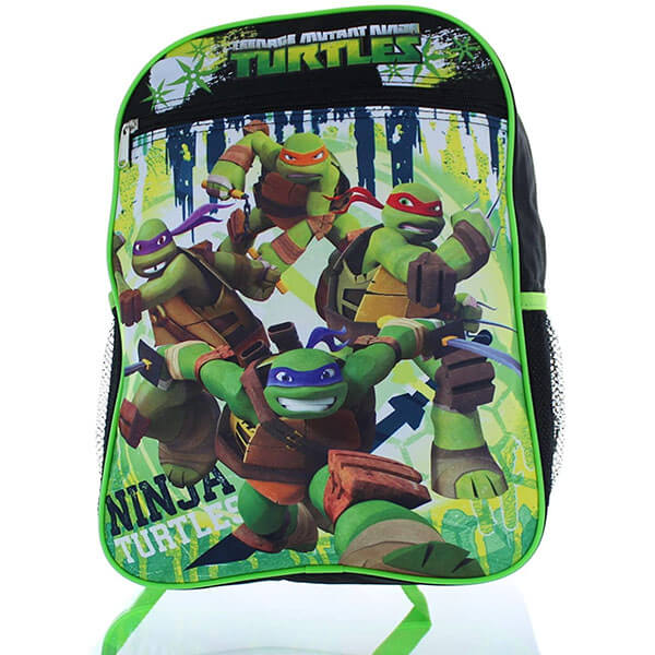 Paint with Ninja Turtles Lightweight School Backpack