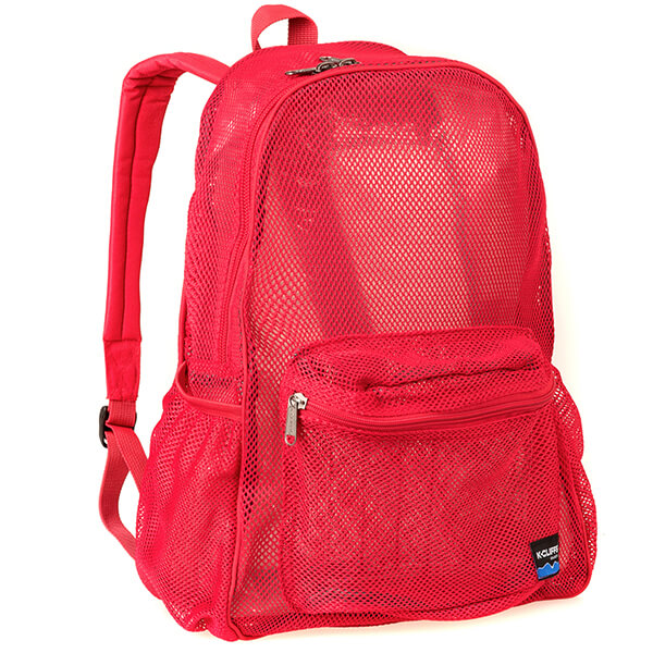 Classic Heavy Duty PVC Cute Mesh Backpacks