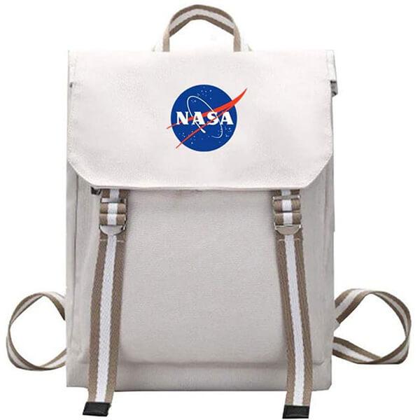 Belt Design Business Travel Teenagers NASA Bookbag