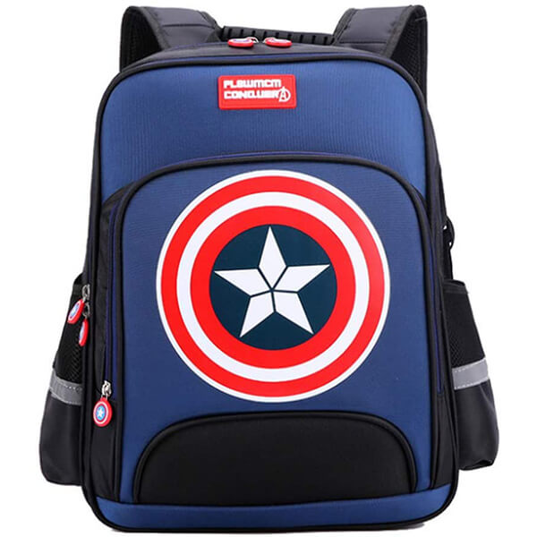 Embrace Sunshine Captain America Backpack
