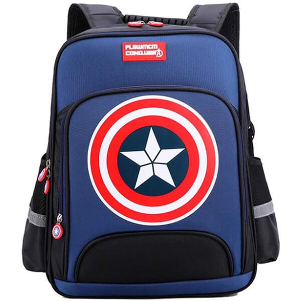 Embrace Sunshine Captain America Backpack