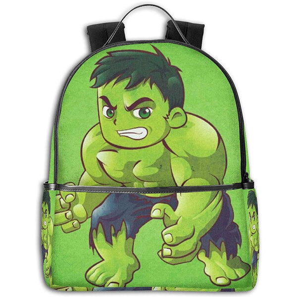 Fashionable Boutique Hulk Backpack for Kids