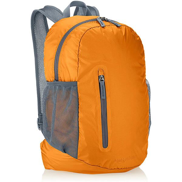Space-Saving Cozy Nylon Backpack