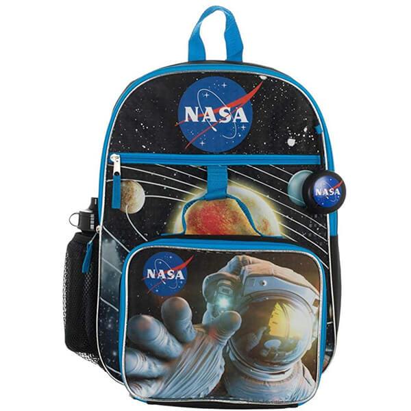 Astronaut Kids School Accessories NASA Backpack Set
