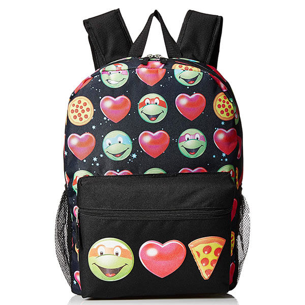 Emoji Teenage Mutant Ninja Turtles Backpack