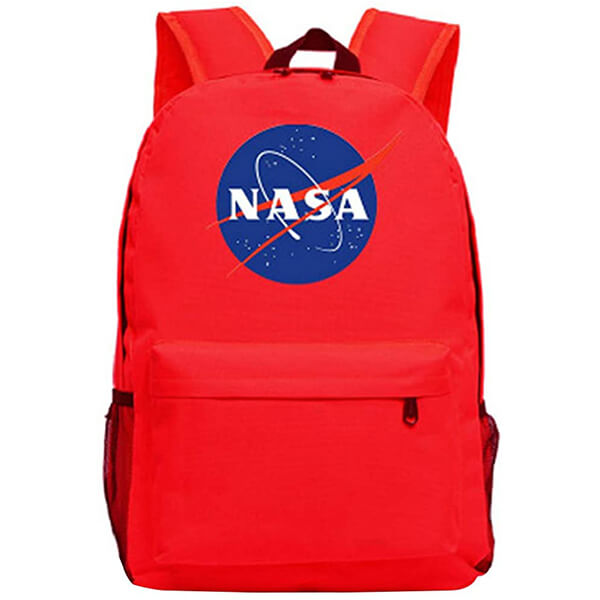 NASA Logo Solid Color Teens Backpack