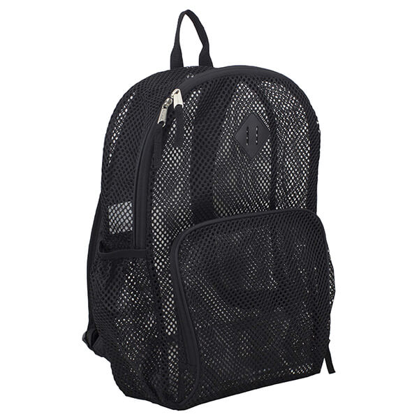 Multi-Purpose Cool Mesh Backpack with Lash Tab