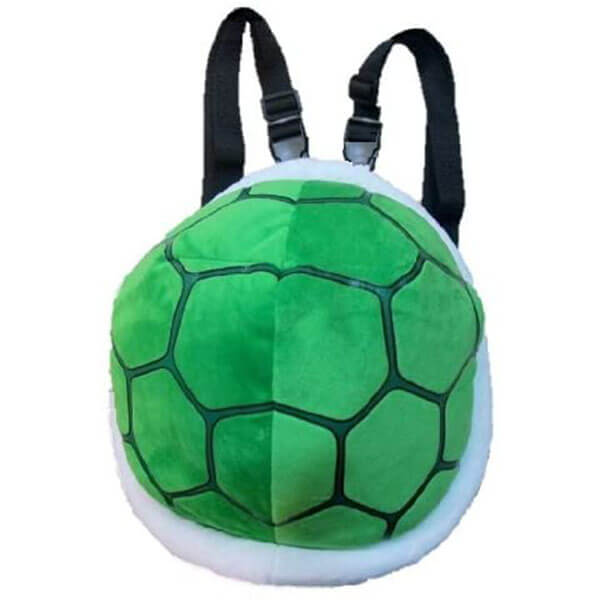 Koura Super Mario Cosplay Turtle Shell Backpack