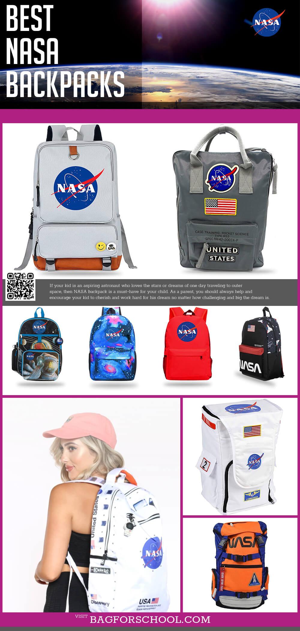 Nasa Backpacks