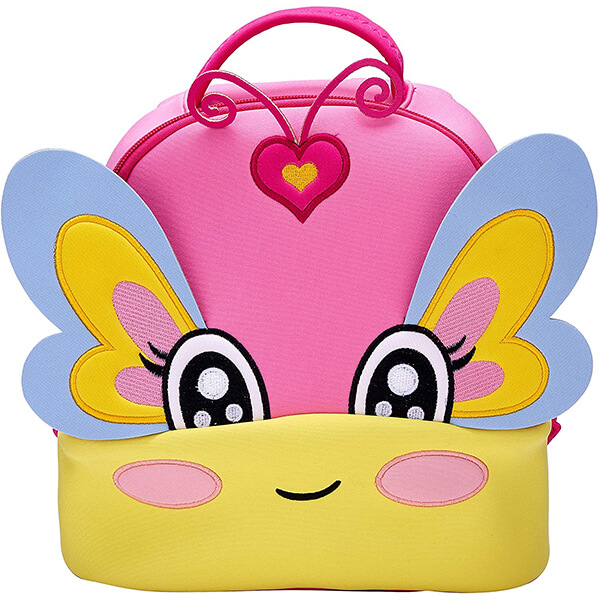 Durable Neoprene Suerico Baby Butterfly Backpack