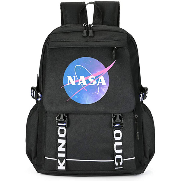 Oxford Fabric NASA Backpack for Grade Schoolers