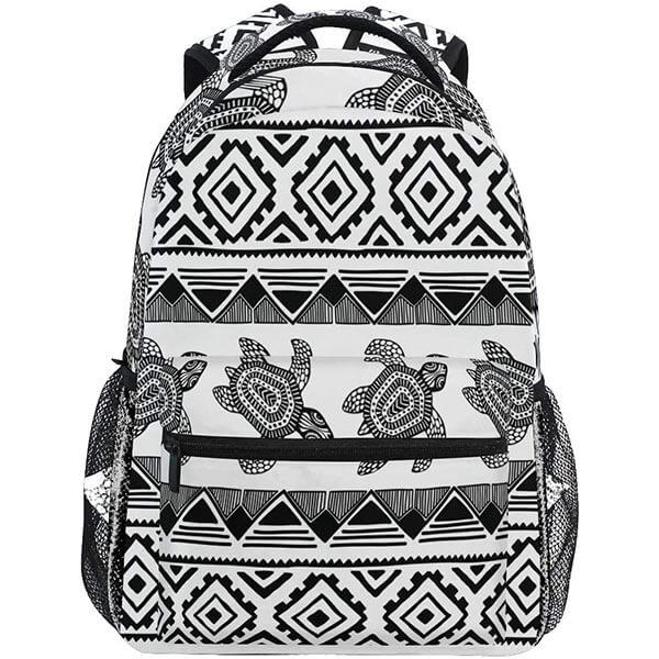 Tribal Sea Turtle Backpack